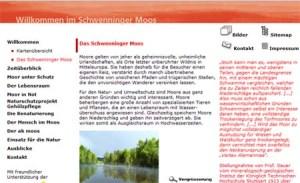 Moorwebsite