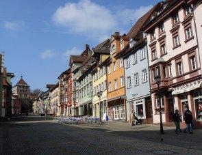 Immer wieder gerne gesehen: Rottweiler Altstadt