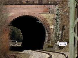 Kurztunnel vor Talhausen