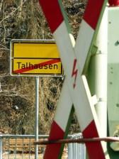 Abschied aus Talhausen