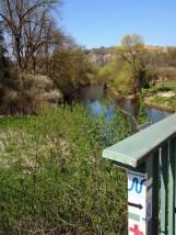 Wie heißt der Fluss?