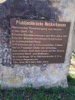 Neckarstegerklärungstafel