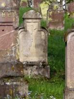 Jüdischer Friedhof Mühlen