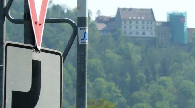 Neckarweg VI: Horb — Rottenburg