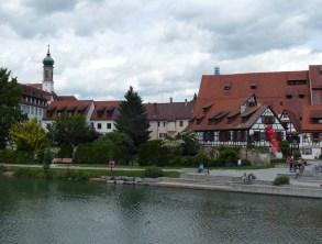 Start in Rottenburg