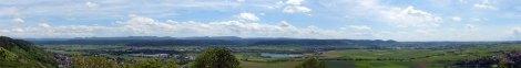 Wurmlinger Kapellen-Panorama