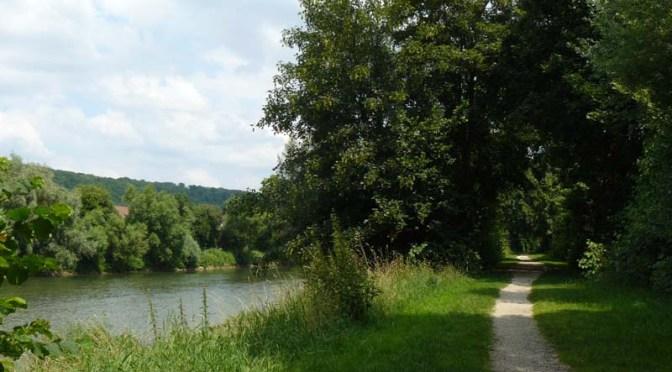 Neckarweg VIII: Tübingen — Neckartailfingen