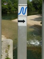 Die vorletzte Neckarquerung