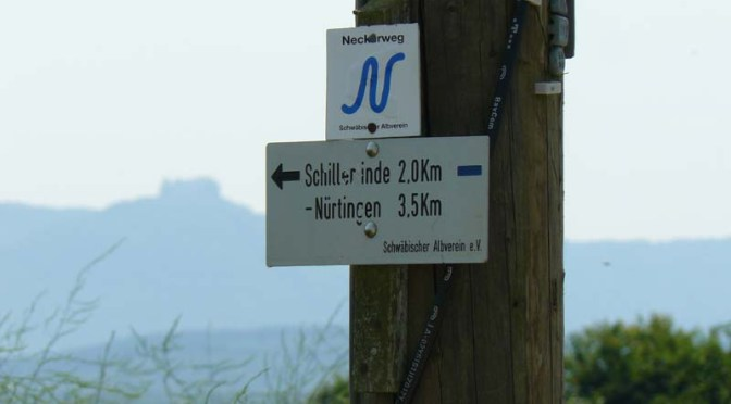 Neckarweg IX: Neckartailfingen — Wendlingen