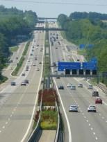 Fahn fahn fahn auf der Autobahn...