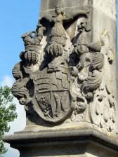 Dem Ulrich seiner Brücke ihr Detail