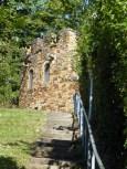 Aufstieg zum Römerpark