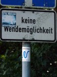 Neckarweg -- the way of no return!
