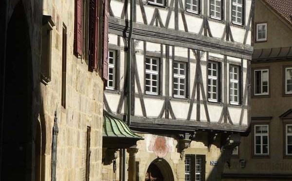 Neckarweg X: Wendlingen — Esslingen
