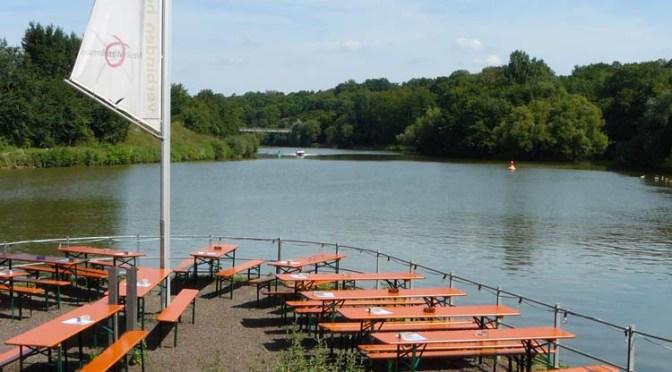 Neckarweg XII: Bad Cannstatt — Neckarweihingen