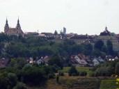 Blick aufs ferne Ludwigsburg