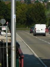 Hauptstraßenwandern nach Ingersheim