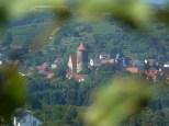 Blick nach Besigheim