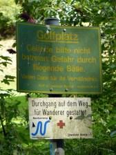 Risikosportart Neckarwandern?