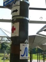 Zufallsfund: Neckarweg in HN