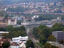 Rückblick auf Heilbronn Hbf