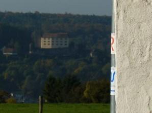 Burg Guttenberg -- diesmal bei Sonnenschein