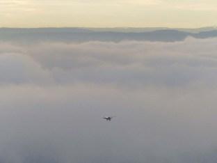 Flieger, grüß mir die Wolken....