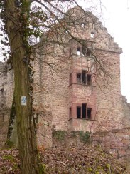 Minneburg am Neckarweg