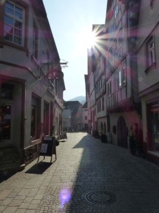 High Noon in Hirschhorn
