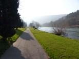 Extratour Neckargemünd: Uferpromande statt Sendermastenberg