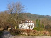 Beneidenswerter Arbeitsplatz am Ortsrand Neckargemünd