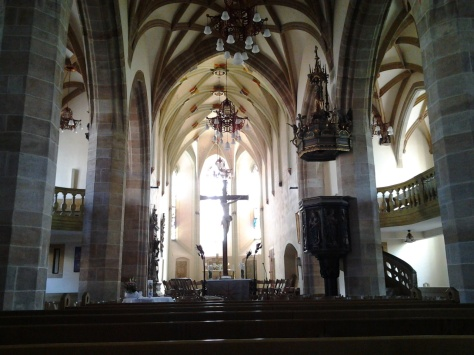 Samstag: Luis *nicht* in der Stadtkirche Balingen