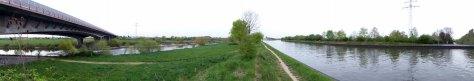 Erinnerung an Etappe I: Zwischen Neckar und Kanal