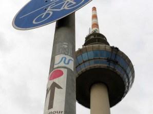 Überraschung: Der Neckarweg ist wieder da