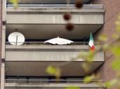 Klein-Italien in Wohnmaschine