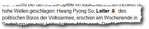 Süddeutscher Focus gibt Rätsel auf: Nordkoreaner bei Amazon zu verkaufen?