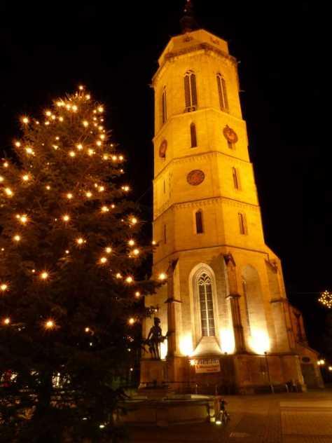 Stadtkirchen-Weihnacht