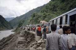 Fahrt nach Pokhara