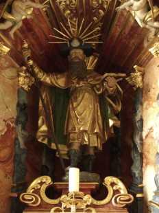 St. Jakob in seiner Kapelle