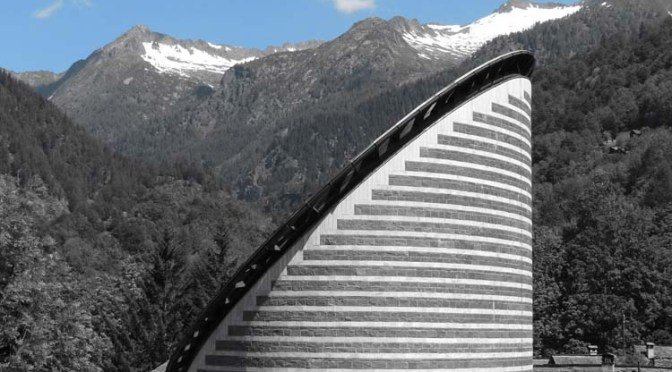 Botta-Kirche in Mogno & Tipps fürs Valle Maggia