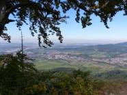 Überblick auf Balingen