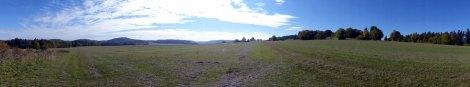 Hochebenen-Panorama