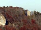 Blick zur Schalksburg