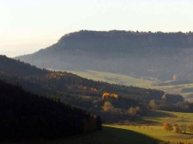 Herbststimmung im Bäratal