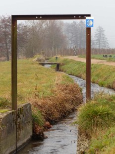 Merkwürdige Kanalbauten I