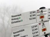 Die ersten Meter auf dem Schwarzwaldquerweg