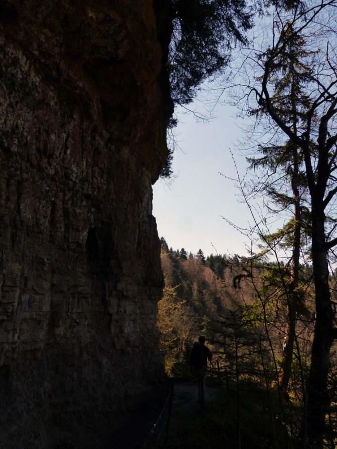Schwarzwald-Querweg Tag 5: Blumberg – Schattenmühle