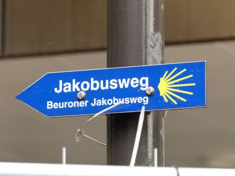 Jakobsweg in Balingen