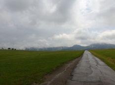 Zwischen Endingen und Weilstetten, zwischen Sonne und Wolken