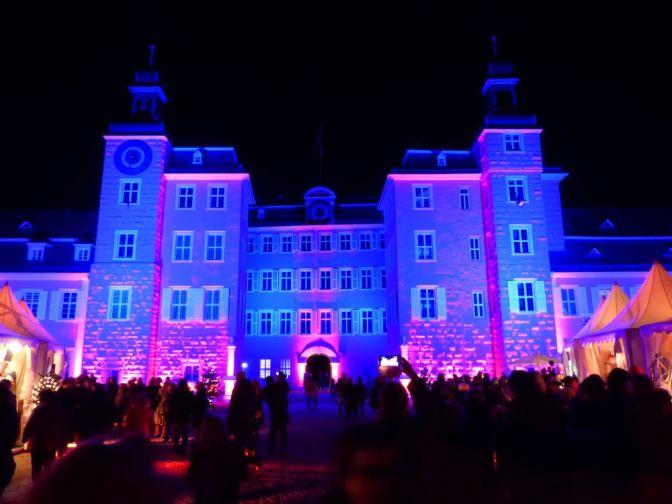 Weihnachtsmarkt am Schwetzinger Schloss